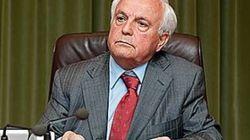 Baltar pide la baja temporal de militancia en el