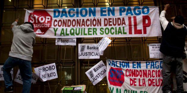 Economía para no economistas: Dación en pago y cédulas