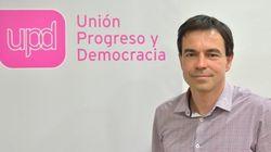 Herzog, el candidato de UPyD el 20-D, se apunta al
