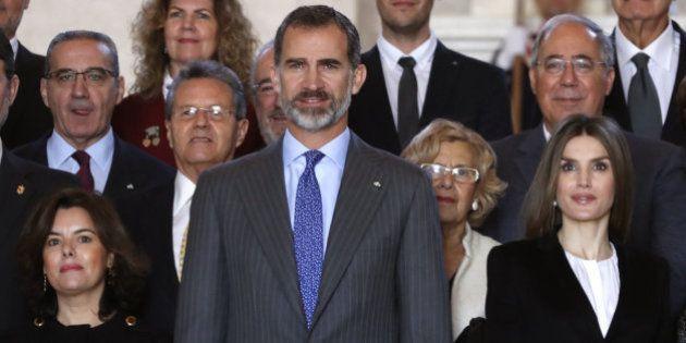 La sesión solemne de apertura de las Cortes se celebrará el 17 de