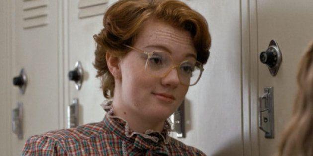 Shannon Purser, Barb en 'Stranger Things', revela que quiso autolesionarse en el