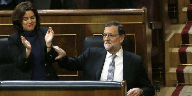 Sáenz de Santamaría descarta presentar un candidato alternativo a