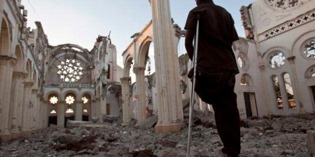 Tres años desde el terremoto de Haití: 350.000 personas siguen viviendo bajo