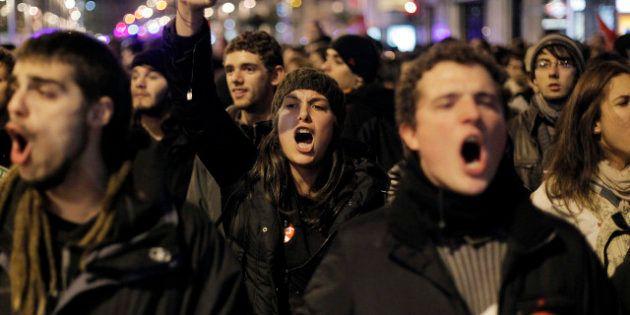120 manifestaciones y concentraciones diarias en el primer año de gobierno de
