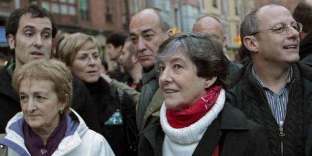 Miles de personas marchan en Bilbao a favor de los derechos de los presos de