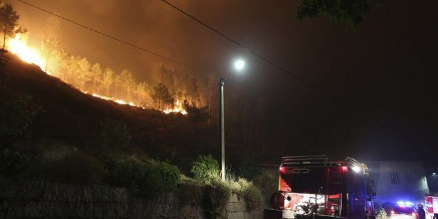 Un muerto en el norte de Portugal y tres en Madeira por la oleada de