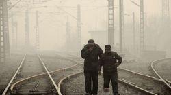 La capa de contaminación pone a China en alerta