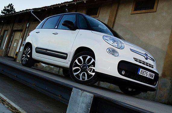 Ponemos a prueba el nuevo Fiat