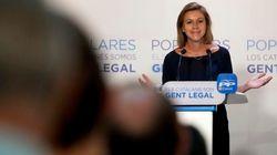 Cospedal ofrece a PSC, Ciutadans, UPyD y Unió una gran coalición en