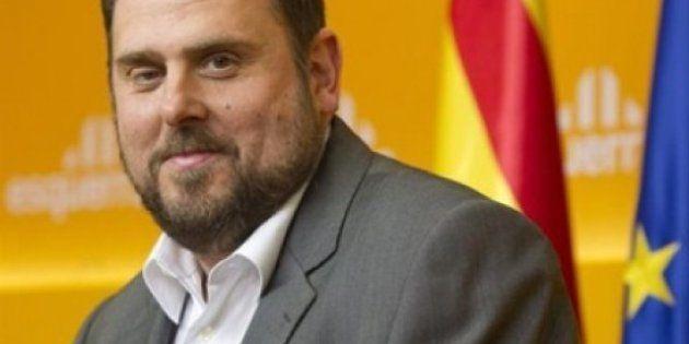 Oriol Junqueras renuncia a sobresueldo, asesores, oficina y coche