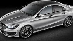 Mercedes nos presenta el CLA, su nuevo sedán