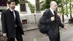 El tribunal sigue juzgando a Silva y reprende a su