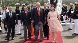 Juan Carlos I acude a la inauguración del nuevo Canal de