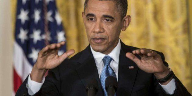 Obama pide a los republicanos que cedan y eleven el techo de deuda para