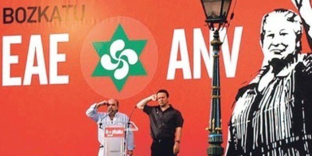 Estrasburgo avala la ilegalización de ANV de