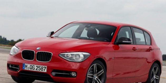 Probamos un BMW... ¡de tres