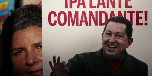 Hugo Chávez: Maduro afirma que va