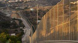 Nuevo intento masivo de entrada de inmigrantes en