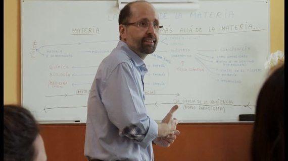 'Entre maestros': educar