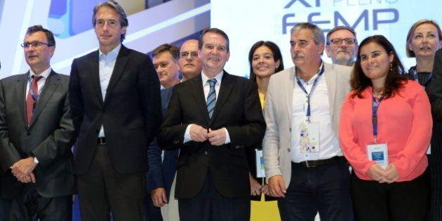 El socialista Abel Caballero, elegido presidente de la