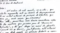 La nueva carta de Bárcenas al juez: