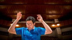 Entrevista a Favio Chávez, director de la Orquesta de Instrumentos Reciclados de