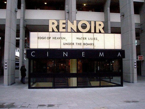 Londres: Ir al cine y no morir en el