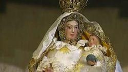 La Virgen de Conforto, el 'ecce homo' gallego