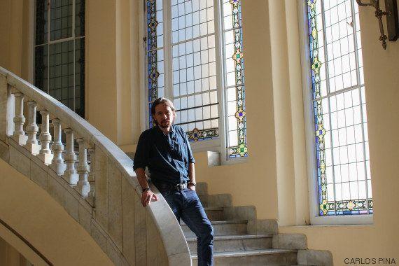 Entrevista a Pablo Iglesias: