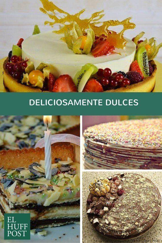 Recetas de tartas: 45 ideas para montar la fiesta de cumpleaños en casa