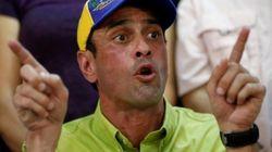 Capriles dice que Zapatero está