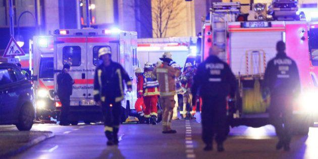 Testigos del atropello de Berlín: