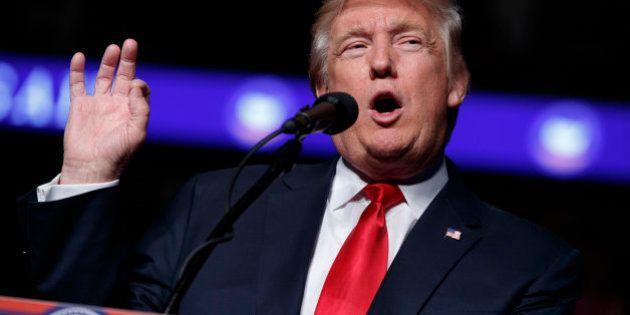 Los compromisarios formalizan en el colegio electoral la victoria de Donald