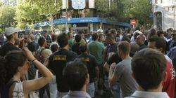 Dispositivo policial reforzado en Génova por