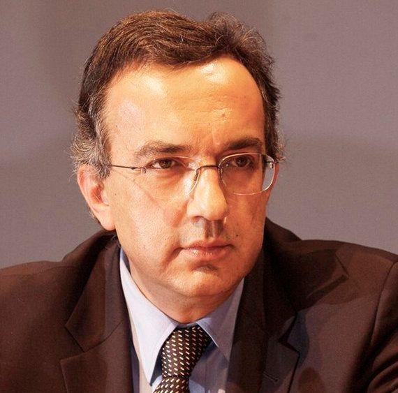Sergio Marchionne, el CEO de Fiat, se despacha a