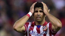 El Atlético se estrella ante el muro de Mourinho