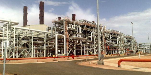 Mueren siete rehenes y once terroristas en el asalto final a planta de gas
