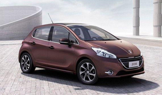 Los coches más vendidos en España en