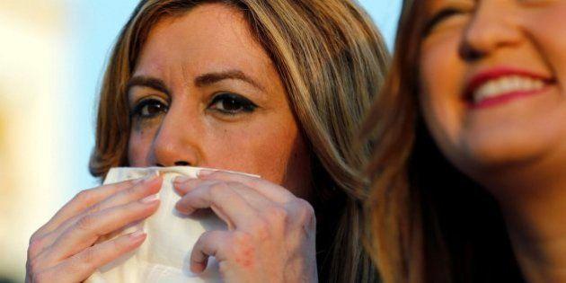 El primer tuit de Susana Diaz tras perder en Andalucía... No es el que te