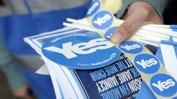 El 'Sí' a la independencia de Escocia supera al 'No' por primera vez en una