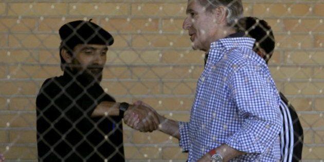 Blesa declara en el juicio a Elpidio Silva, que lo mandó a la cárcel dos