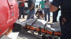 El choque entre un ferry y una balsa deja 13 refugiados