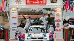Sebastien Loeb gana por séptima vez el Montecarlo, mientras el Polo WRC impresiona en su