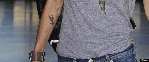 Tatuajes de los famosos: Gwyneth Paltrow se tatúa el brazo
