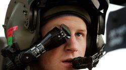 El príncipe Harry asegura que mató a talibanes en