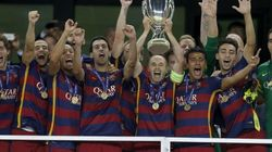 El FC Barcelona gana una sublime final de la Supercopa ante el Sevilla