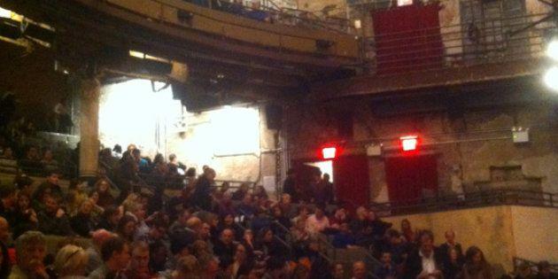 Bill Murray en el estreno de 'The suit' de Peter
