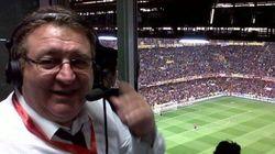 Muere Gaspar Rosety, uno de los locutores míticos del fútbol