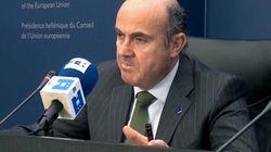 De Guindos afirma que la economía crecerá un 1,5% de media en 2014 y