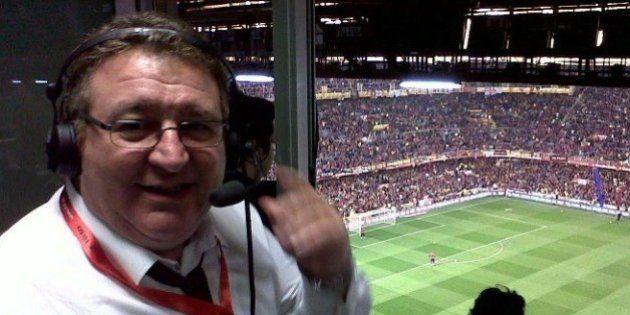 Fallece el periodista deportivo Gaspar Rosety a los 57 años de
